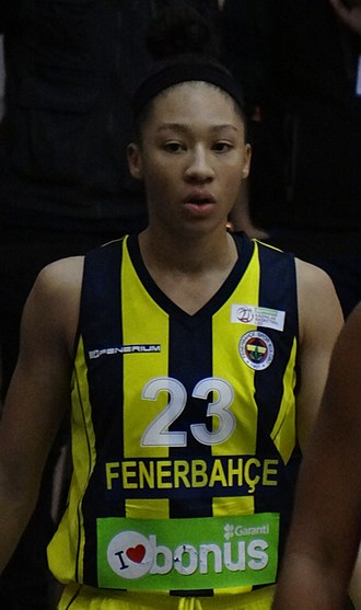 Aerial Powers - Powers in Fenerbahçe uniform in 2018