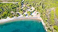 Aerial view of Agia Paraskevi Beach on Spetses, Greece (48760200611).jpg
