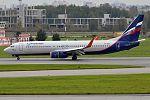 Aeroflot, VP-BGG, Boeing 737-8LJ (29037825784).jpg