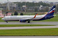 VP-BGG - B738 - Aeroflot