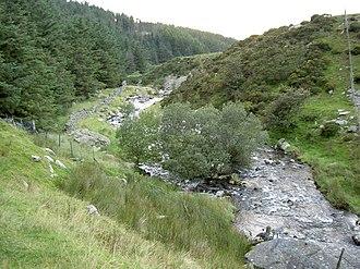 Anafon River - Lowest part of Anafon River