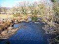Afon Dwyfor above the Ystumcegid bridge - geograph.org.uk - 1745937.jpg