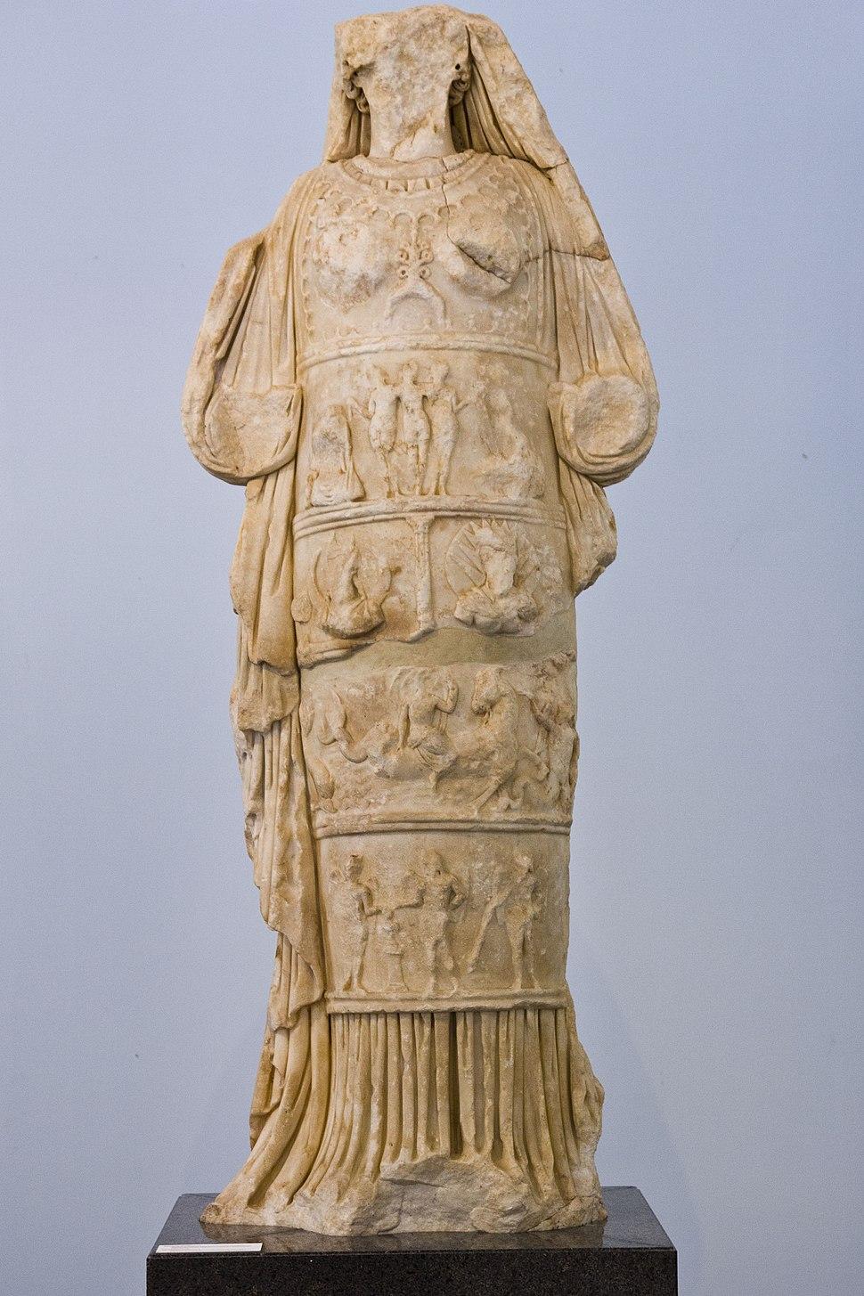 Afrodite of Aphrodisias - Cult Image