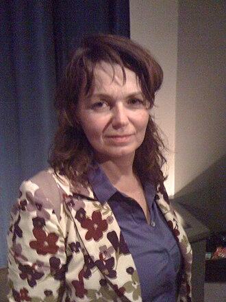 Agnès Merlet - Image: Agnes Merlet
