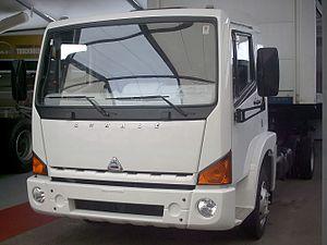 Agrale - 2008 Agrale 8500 E-tronic.