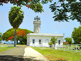 Aguadilla Punta Borinquen Lighthouse