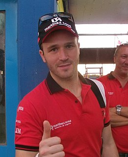 Agustín Canapino Argentine racing driver