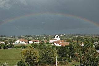 Ahetze Commune in Nouvelle-Aquitaine, France