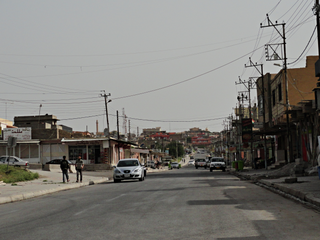 City in Nineveh Governorate, Iraq