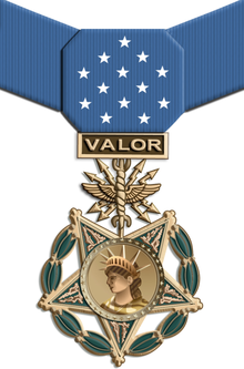 Air force medal of honor for Air force awards and decoration