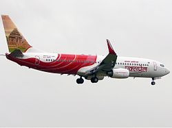 Air India Express Boeing 737-800 SDS-1.jpg