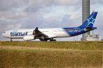 Air Transat, C-GTSO, Airbus A330-342 (31269293366).jpg