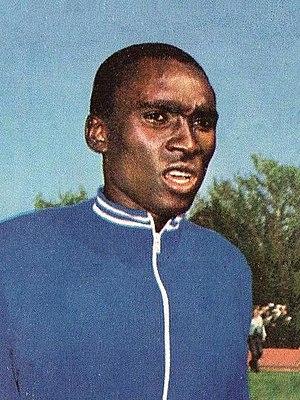 John Akii-Bua - John Akii-Bua c. 1972
