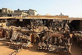 Akodessawa Fetish Market 2008
