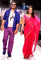 Akshay Kumar, Sonakshi Sinha promote 'Rowdy Rathore' at the Rajasthan Fashion Week. (5).jpg