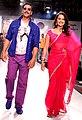 Akshay Kumar, Sonakshi Sinha promote 'Rowdy Rathore' at the Rajasthan Fashion Week. (5).jpg