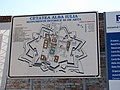Alba Carolina Fortress 2011 - Map.jpg