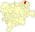 Albacete Casas-Ibáñez Mapa municipal.png