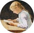 Albert Anker Lesendes Mädchen.jpg