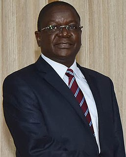 Albert Pahimi Padacké 17th and current Prime Minister of Chad since 2021