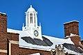 Albright Hall clocktower, located on the Nichols School campus.jpg