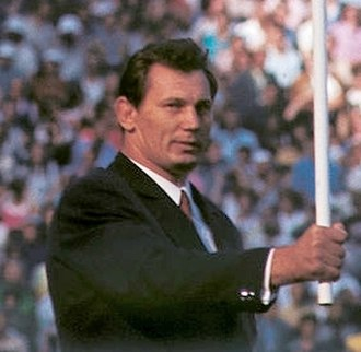 Aleksandr Medved - Medved at the Opening Ceremony of the 1972 Olympics
