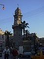 Aleppo (Halab), Verkehr, Osmanische Häuser in der Innenstadt (37819109145).jpg