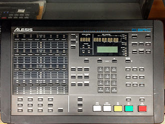 ADAT - Image: Alesis BRC Master ADAT Controller
