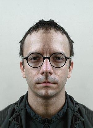 Facial symmetry - Image: Alex Dodge 2012 left