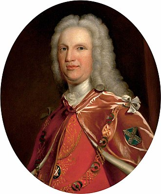 Lord Lyon King of Arms - Alexander Brodie, 19th of that Ilk was Lord Lyon from 1727–1754. Despite receiving the Lyon office as a political reward, he nevertheless undertook his duties seriously.