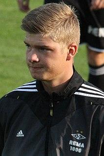 Alexander Sørloth Norwegian footballer