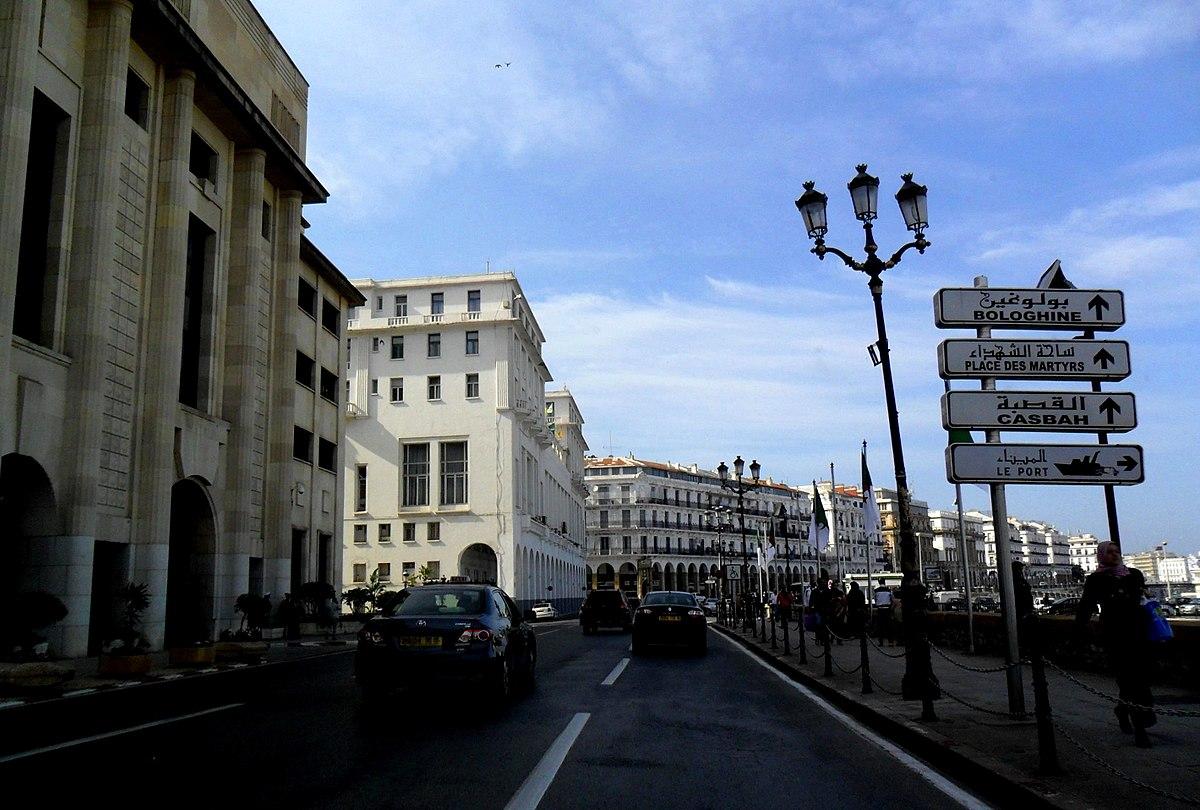 Algérie : Alger classée parmi les « pires villes du monde