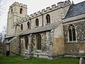 All Saints, Harston from south east.JPG