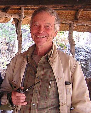 Allan Savory - Image: Allan profile