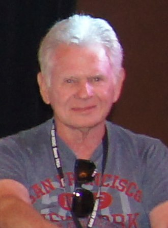 Allen Danziger - Danziger at the TCM panel at Days of the Dead Indianapolis 2012
