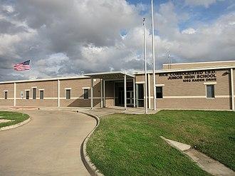 Altair, Texas - Image: Altair TX Rice Junior High