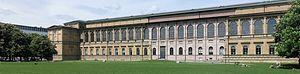 Alte Pinakothek - Alte Pinakothek façade