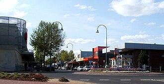 Altona, Victoria - Main street of Altona