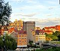 Altstadtbrücke und Dreiradenmühle Zgorzelec.jpg