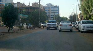 Al Amarat (Khartoum) - Alamart neighborhood