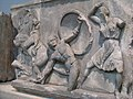 Amazonomachy from the Mausoleum at Halicarnassus-British Museum-1.jpg