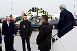 Ambassador Emerson Greets Secretary Kerry Upon Arrival in Hamburg (31371706251).jpg