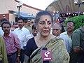 Ambika Soni - Press Conference - Science City - Kolkata 2006-07-04 04844.JPG