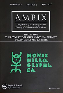 <i>Ambix</i> Academic journal