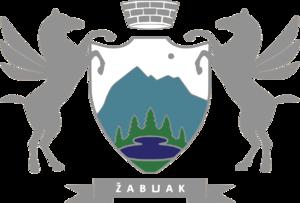 Žabljak - Image: Amblem of Zabljak