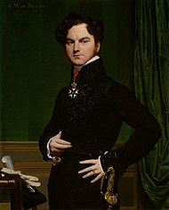 Amedee-David, the Comte de Pastoret, 1823-26 JAD Ingres.jpg