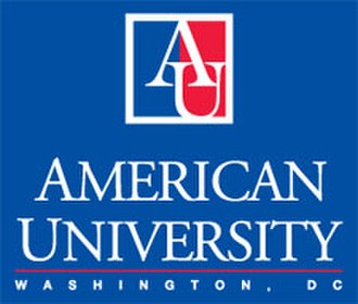 American University School of Public Affairs - Image: American University Logo