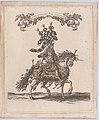 Americanorum Rex, Guisius, from 'Courses de Testes et de Bagues Faittes par Roy et par les Princes et Signeurs de sa Cour, en l'annee 1662' (Grand Carrousel) MET DP874859.jpg