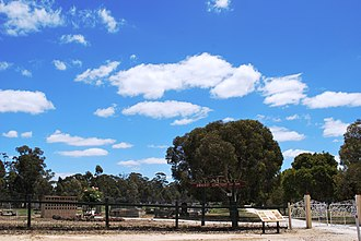 Amherst, Victoria - Amherst Cemetery : 235 Avoca Road