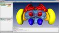 Amira Screenshot with Honeybee Brain visualization.png